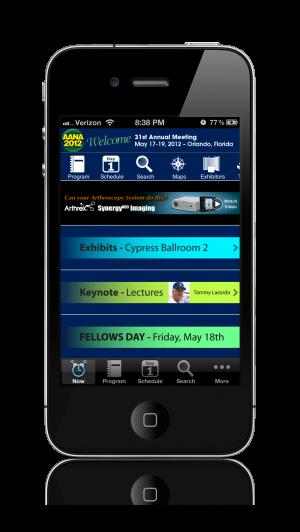 AANA EventPilot Conference App