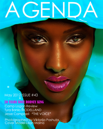 Agenda Magazine May 2012 Cover