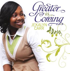 """Jekalyn Carr Single Release """"Greater is Coming"""""""