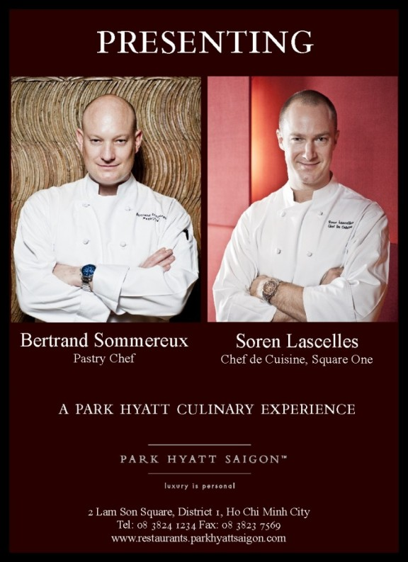 Park.Hyatt.Saigon.Chefs