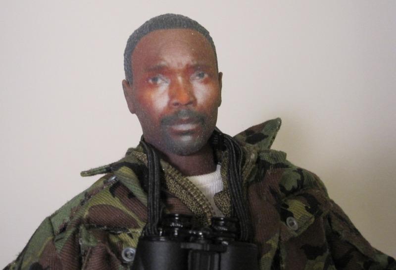Joseph Kony 2012 Action Figure