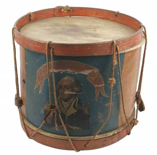Pre Civil War era snare drum