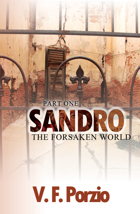 Sandro:The Forsaken World Book Cover