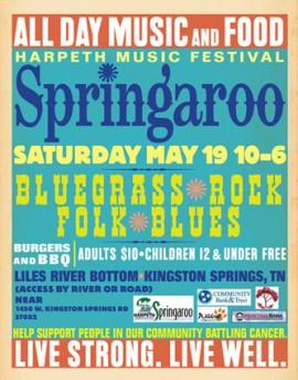Harpeth Springaroo Poster