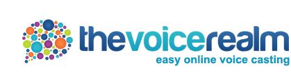 The Voice Realm logo