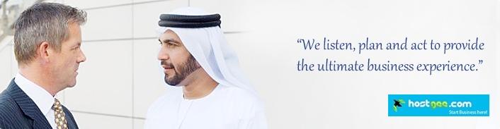Web Design in Saudi Arabia by hostgee
