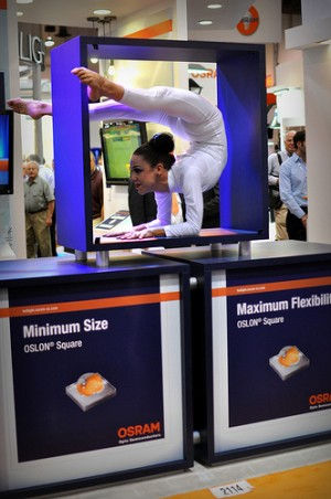 OSRAM Opto Semiconductors Booth