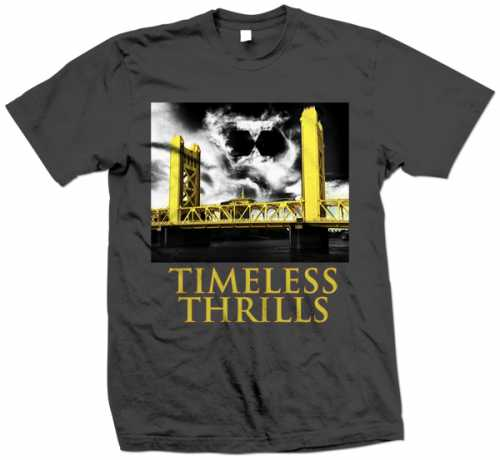 Timeless Thrills tee shirt