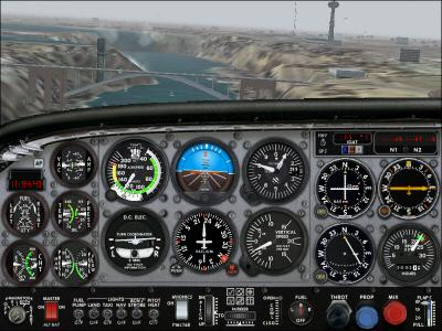 Screens Zimmer 1 angezeig: Aircraft simulator games