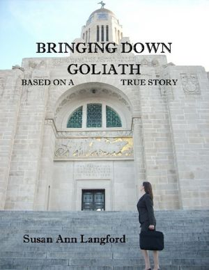 Bringing Down Goliath by Susan Ann Langford