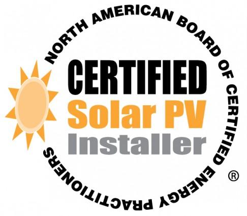 PV Installer Seal 9 24 09-1