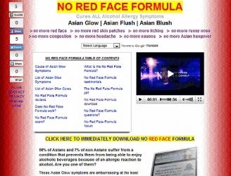noredfaceformulawebsite