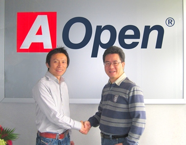 AOpen appoints new GM