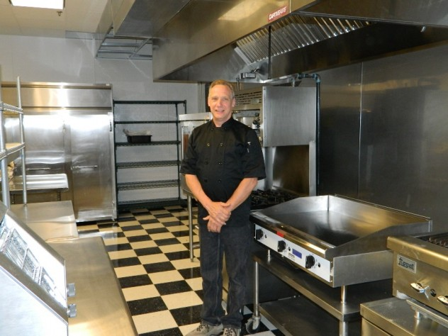 Meadow Street Grill Owner, Creator & Head Chef Stan Piurkowski