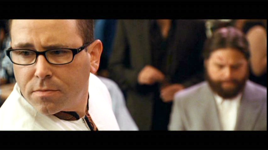 """Keith Lyle in """"The Hangover"""""""