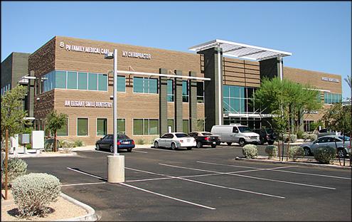45th Place - 4550 East Bell Road, Phoenix, AZ