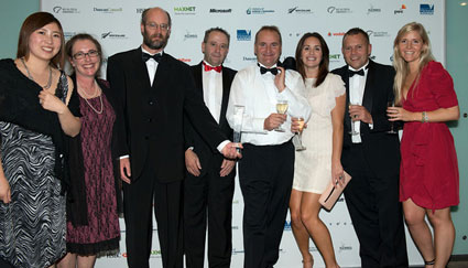 Enatel Motive Power Wins Award