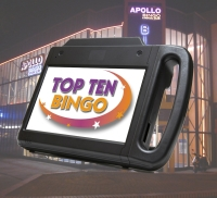 Top Ten Bingo installs the X210 EBT from X2 Computing