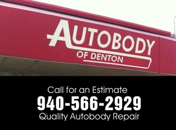 Professional Collision Repair Shop In Denton Texas
