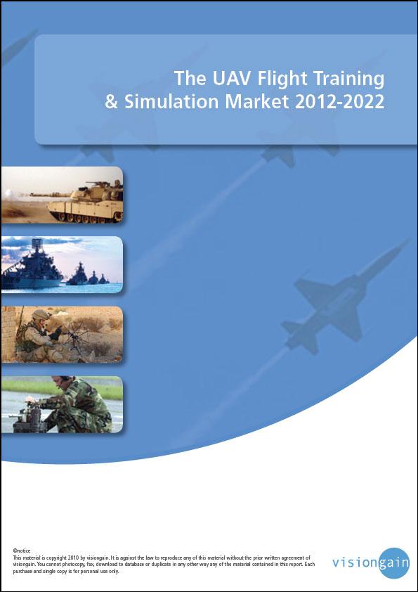 The UAV Flight Training and Simulation Market 2012-2022