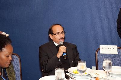 Suliman M. Alshuaibi - Saudi Arabia Medical Attache