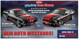 Win the Mustangs