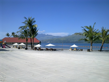 Beach View White Rock Waterpark and Hotel Subic Bay Philippines