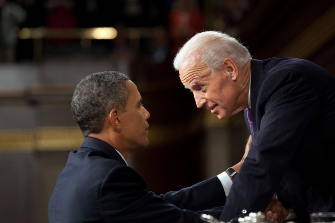 President Obama & Vice President Biden - 2012 Civic Leader Allies of the Year