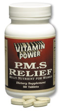 PMS Relief Multi-Nutrient by Vitamin Power