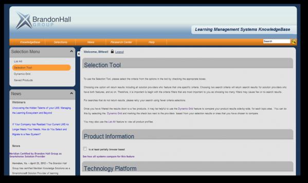 LMS KnowledgeBase