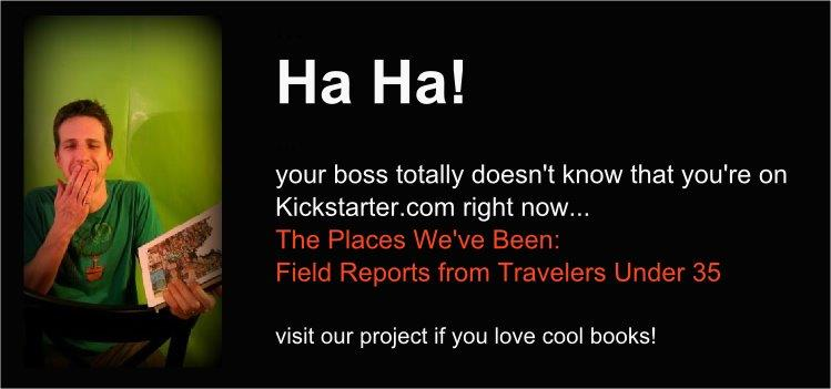 TPWB Kickstarter - Your Boss Doesnt Know