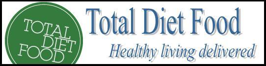 Total Diet Food - Healthy Living Delivered