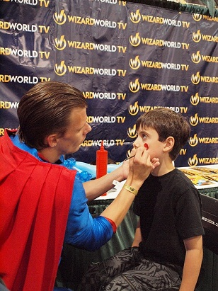 Kids Day Face Painting (credit: D Abruzzese Jr.)