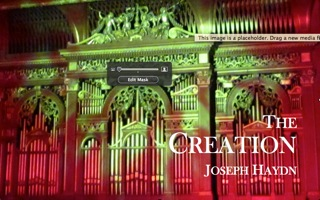 Creation Image at Jordan Hall