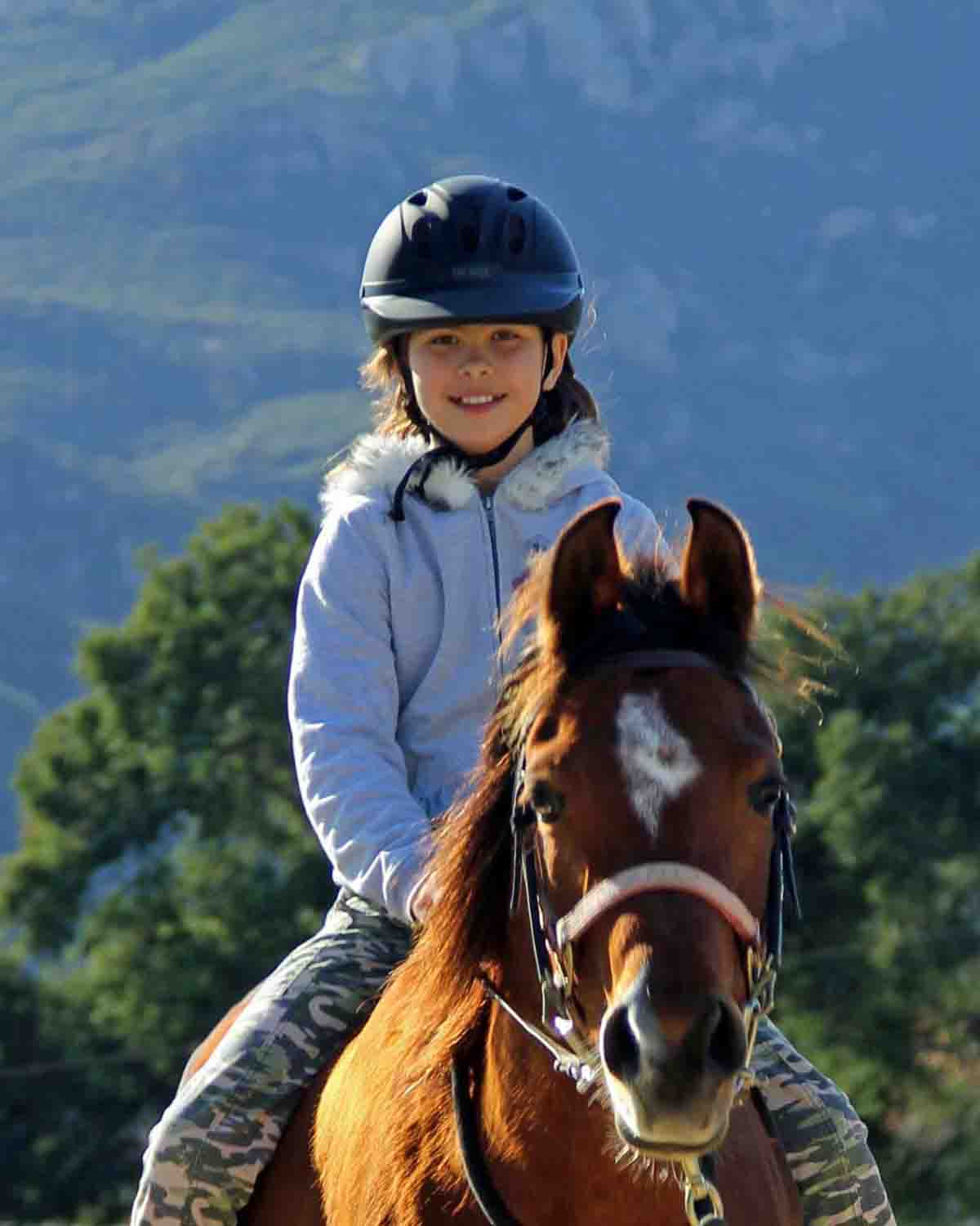 Conejo Valley YMCA Equestrian Program