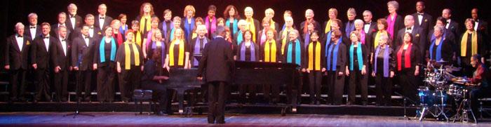 Mosaic Harmony at Lisner Auditorium