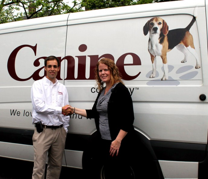 Josh Richardson, Canine Company, Nancy Hassel, Long Island Pet Professionals