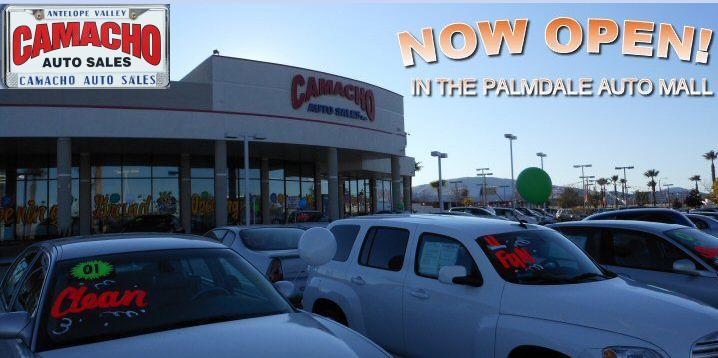 Camacho Auto Sales >> Camacho Auto Sales Inc American Success Story Antelope Valley