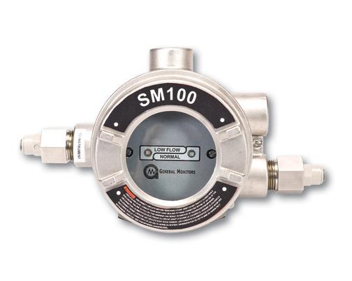 New SM100 Sampling Pump Module Simplifies Remote Gas Monitoring