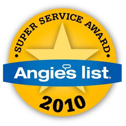 Angie's List 2010 - San Diego Water Damage