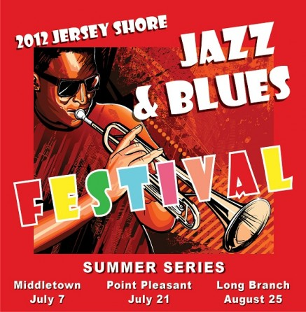 Jersey Shore Jazz & Blues Festival 2012