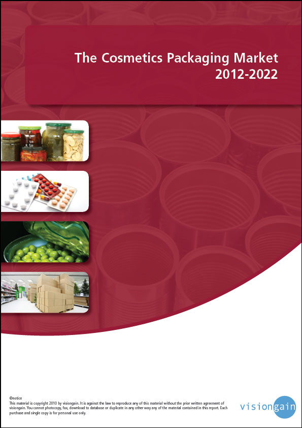 The Cosmetics Packaging Market 2012-2022