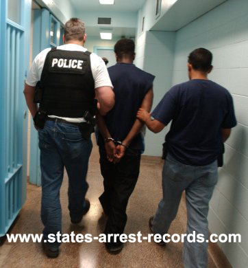 States Arrest Records