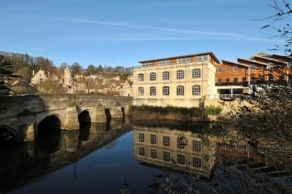 Kingston Mills external by the river (web)