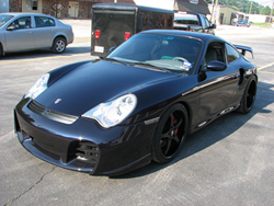 Porsche LF