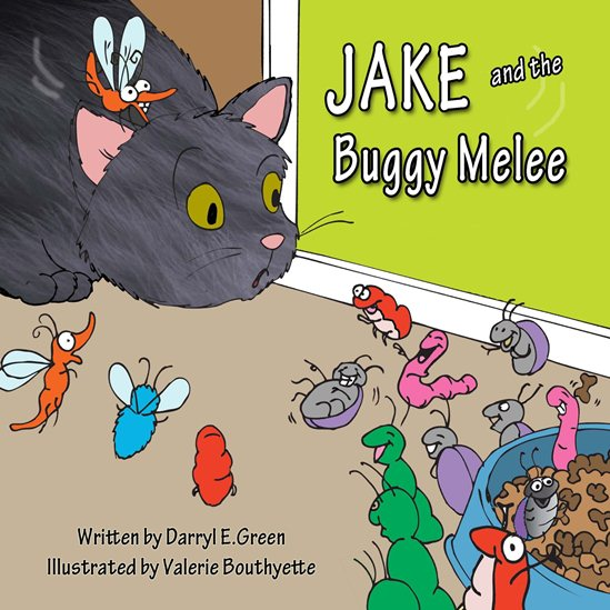 Jake and the Buggy Melee