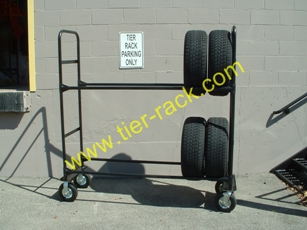 Tire Rack Tire on Tier Rack Now Offers Tire Display Racks For Tire Dealers   Prlog