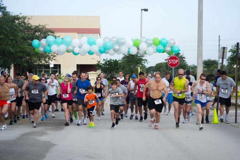 "Barry School of Podiatric Medicine ""Heal the Stride"" 5K Run/Walk"