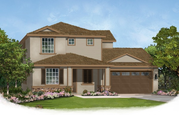 The Rose Residence at Verano in Kavala Ranch