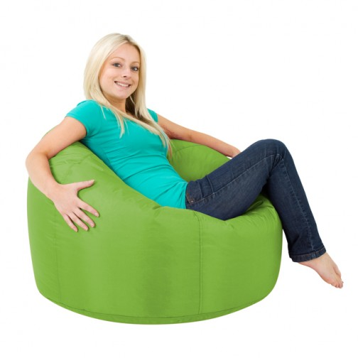 Panelled Bean Bag - Outdoor